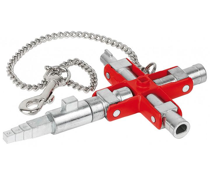 Универсальный ключ для строительства KNIPEX KN-001106V01