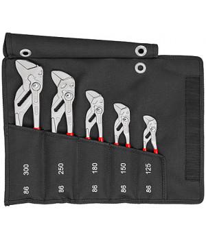 Набор переставных клещей-гаечных ключей KNIPEX KN-001955S4