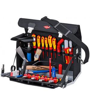 Набор инструментов в чемодане Electrical KNIPEX KN-002102EL