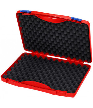 Чемодан для инструментов пустой KNIPEX KN-002115LE