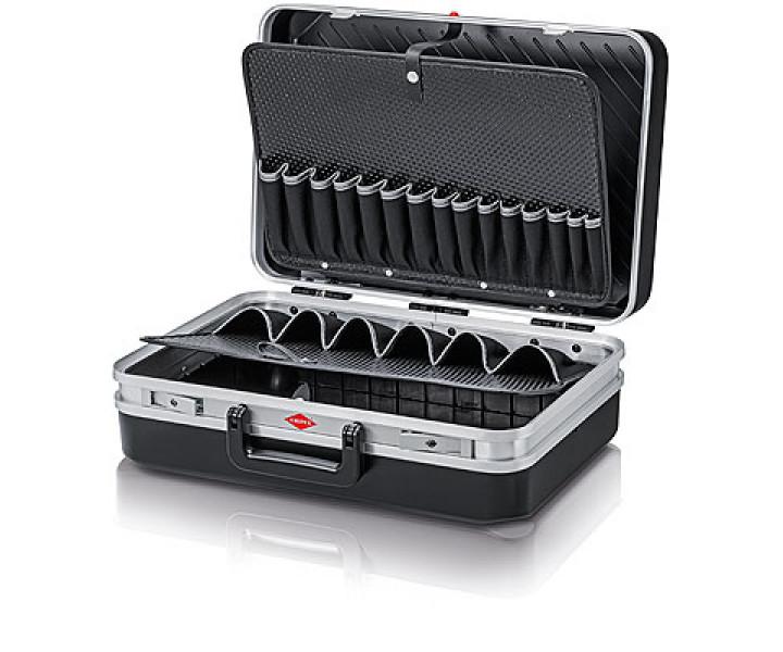 Чемодан для инструментов KNIPEX KN-002120LE