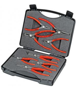 Набор прецизионных щипцов для стопорных колец KNIPEX KN-002125