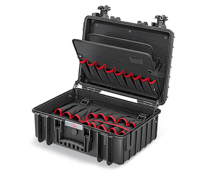 Чемодан для инструментов KNIPEX KN-002135LE