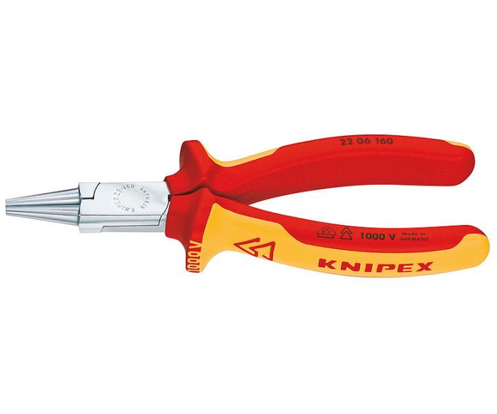 Круглогубцы KNIPEX KN-2206160