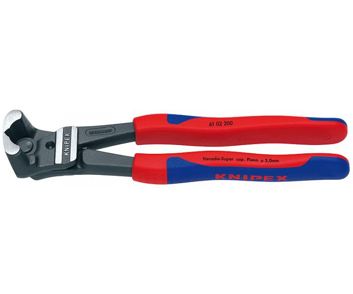 Болторез торцовый с высокой передачей усилия KNIPEX KN-6102200