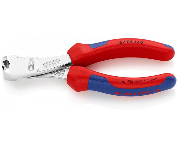 Кусачки торцевые особой мощности KNIPEX KN-6705140