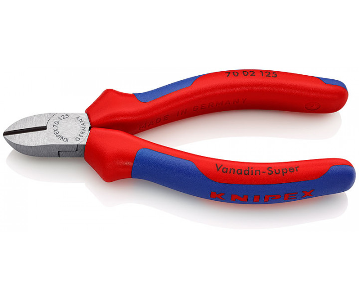 Кусачки боковые KNIPEX KN-7002125