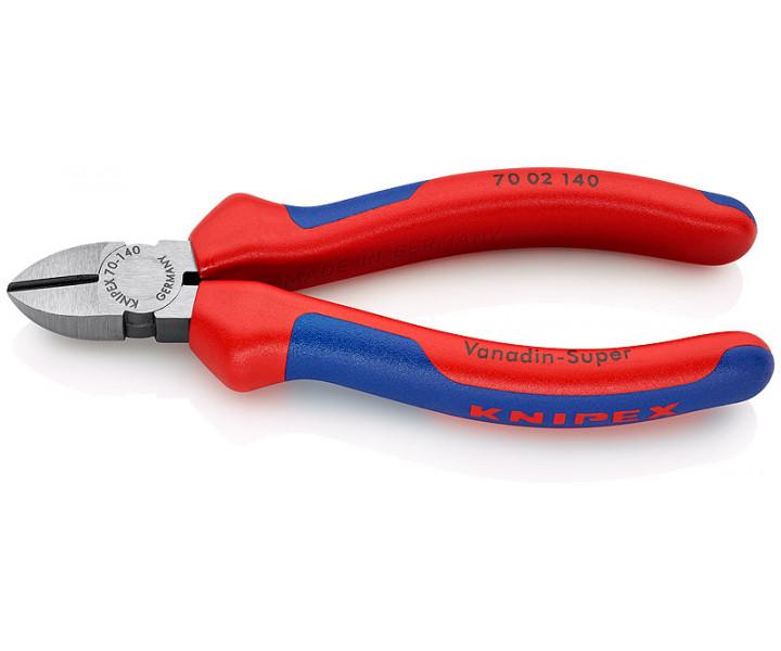 Кусачки боковые KNIPEX KN-7002140