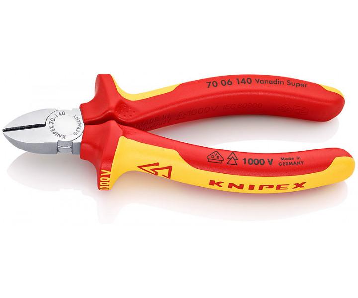 Кусачки боковые KNIPEX KN-7006140