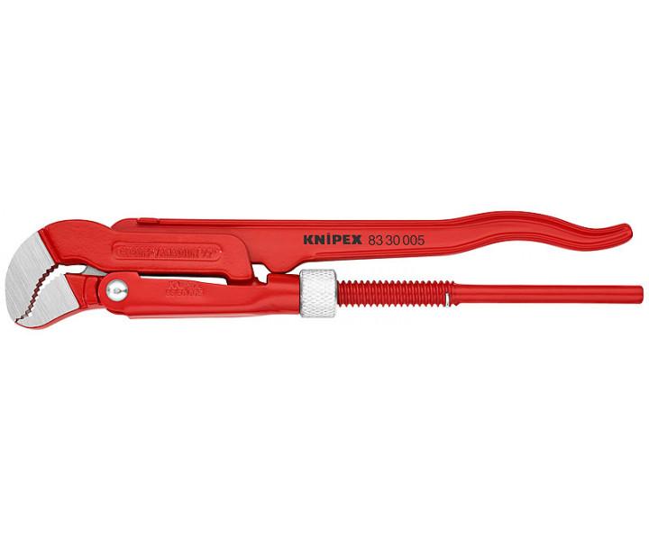 Клещи трубные с S-образным смыканием губок KNIPEX KN-8330005