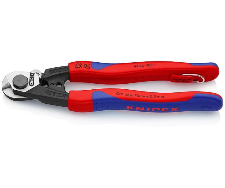 Ножницы для резки проволочных тросов KNIPEX KN-9562190T