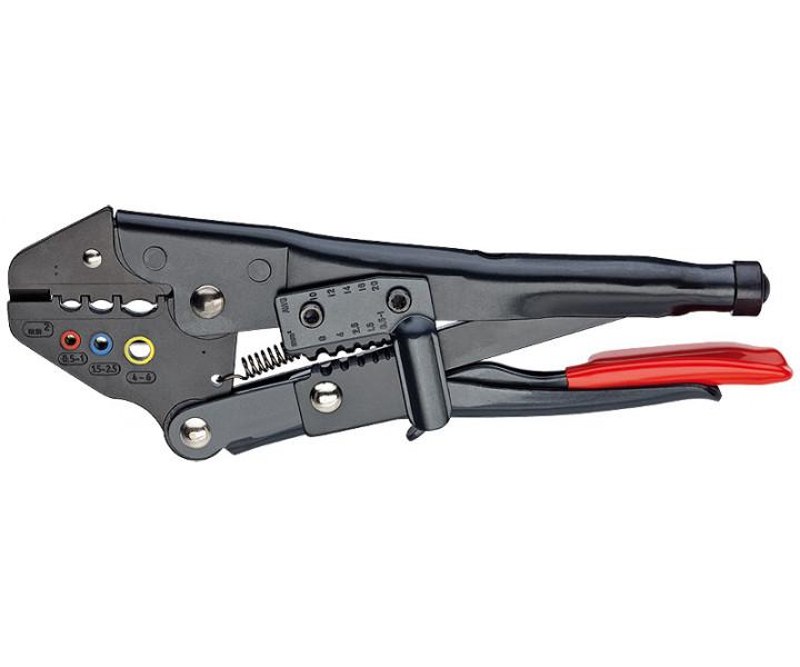 Клещи зажимные для опрессовки KNIPEX KN-9700215A