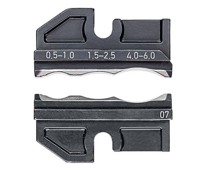 Плашка опрессовочная для соединителей KNIPEX KN-974907