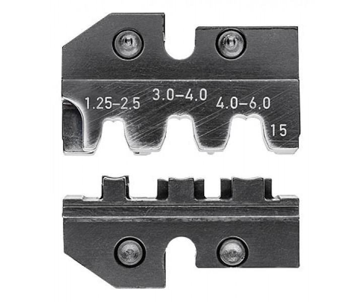 Плашка опрессовочная для штекеров KNIPEX KN-974915