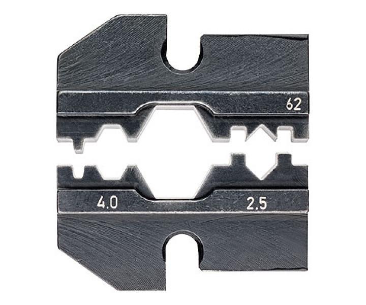 Плашка опрессовочная для штекеров Solar KNIPEX KN-974962