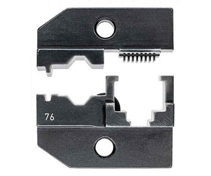 Плашка опрессовочная для штекеров KNIPEX KN-974976