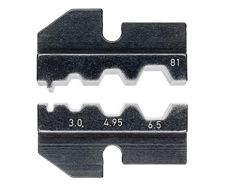 Плашка опрессовочная для штекера Harting KNIPEX KN-974981