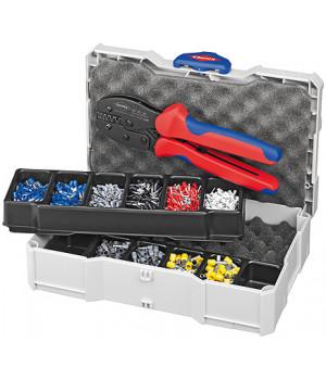 Набор кабельных наконечников для опрессовки KNIPEX KN-979023