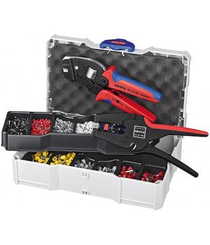 Набор кабельных наконечников для опрессовки KNIPEX KN-979024