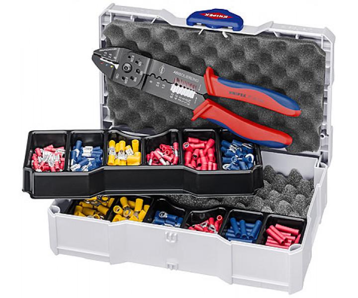 Набор кабельных наконечников для опрессовки KNIPEX KN-979026