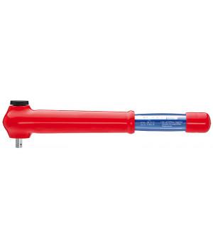 Ключ динамометрический с наружным четырехгранником, переставной KNIPEX KN-983350
