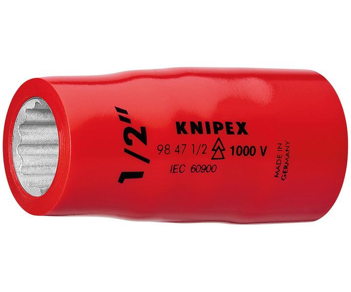 Насадки для торцовых ключей 1/2 KNIPEX KN-98471_2